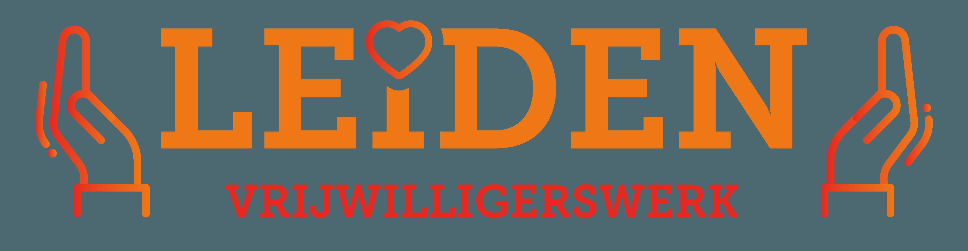 Logo Leiden Vrijwilligerswerk
